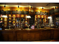 Kitchen Porter - Euston Flyer