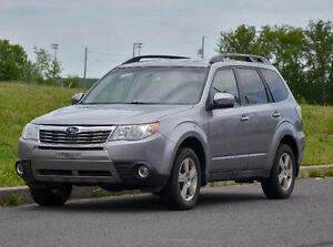 2009 Subaru Forester X w/Premium Pkg VUS