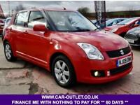 2009 SUZUKI SWIFT GLX 1.5 LOW MILES LONG MOT PETROL 5DR 100 BHP