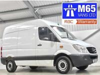 MERCEDES BENZ SPRINTER SHORT WHEELBASE 1 OWNER 2.1TD SWB