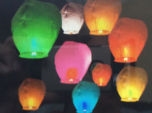 Authentic Chinese Lanterns