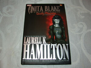 Marvel  Graphic Novel Anita Blake Vampire Hunters Vol. 1 HC