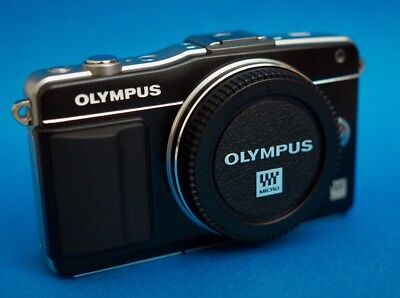 Olympus Pen Mini E-PM2 Black - Body Only