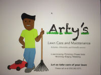 Arty's Lawn Care and Maintenance