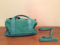 Aqua Studded Purse - BRAND NEW - Pink Cosmo Brand