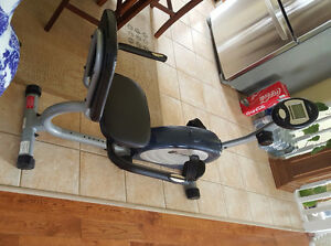 Recumbent exercise bike. $80 or best offer