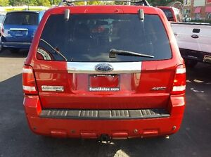 2009 Ford Escape Limited SUV, Crossover 2 YRS WAR Cambridge Kitchener Area image 4