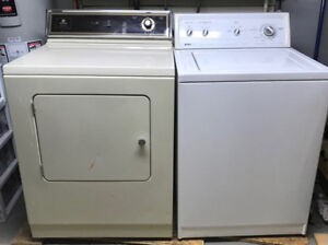 Kenmore Washer and Maytag Dryer
