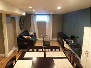 1 bedroom furnished available short term until August 15