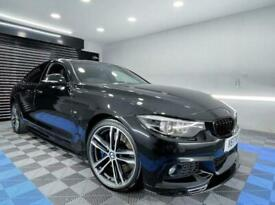 image for BMW 4 SERIES GRAN COUPE 2.0 430i M Sport Gran Coupe Sport Auto (s/s) 5dr Hatchba