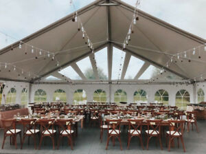 Wedding Rentals, Chairs, Tables, Tents, Dishes, Glassware