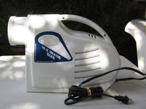 ENLARGER PROJECTOR 10-X IMAGE SIZE PORTA-TRACE GAGNE