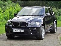 BMW X5 Xdrive 3.0 30d M Sport DIESEL AUTOMATIC 2010/10