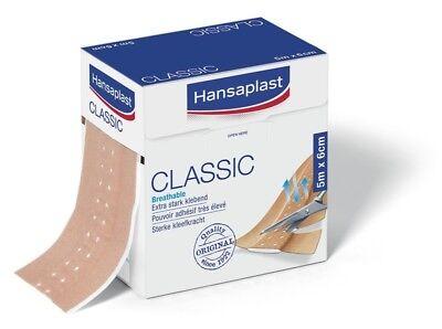 Hansaplast Classic Wundverband Pflaster - 5 Meter - Verschiedene