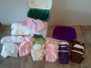 clothe diapers