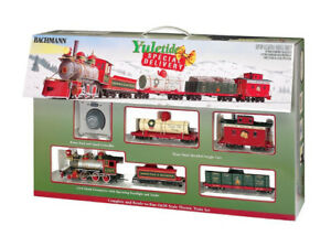 Bachmann Trains Yuletide Special Delivery model number  25022