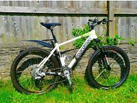 Medium Boardman Comp Mountain Bike - upgraded