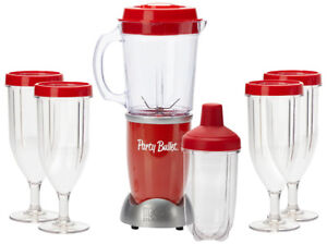 Party bullet - drink making system