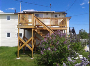 House in Buchans For Sale - 2 Apartment