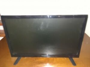 "19"" Insignia Flat screen Tv with remote"