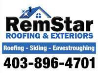 Remstar Roofing & Exteriors - Financing Available!