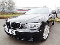 2006 BMW 730 3.0TD Auto d SE - An Executive Driving Experience - KMT Cars