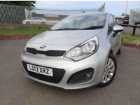 2013 Kia Rio 1.4CRDi (89bhp) EcoDynamics 2 - £20 Year Road Tax - KMT Cars
