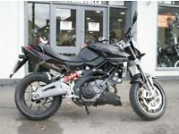 2015 Aprilia Shiver 750 ABS Black at Teasdale Motorcycles, Yorkshire