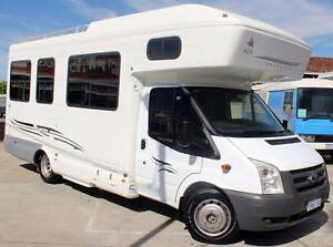 2007 FORD TRANSIT KEA FREEDOM DIESEL MOTORHOME Cannington Canning Area Preview