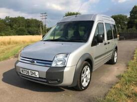 2008 Ford Tourneo Connect T230 WAV Wheelchair Accessible Vehicle *29,450 Miles*