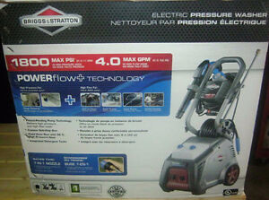 (New)  Electric Pressure Washer