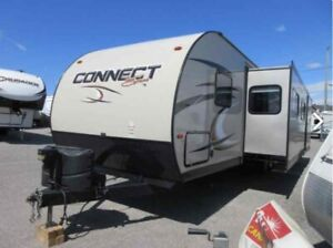 36FT 2015 CONNECT SPREE CAMPING TRAILER