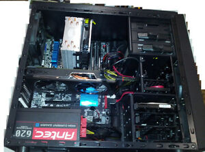 QuadCore/Game/All Purp i5 2500K/Z77/8GB/250GB/1TB/R9270X
