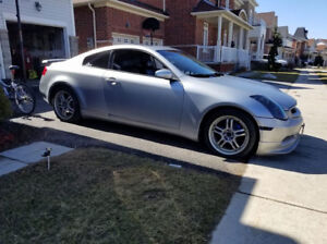 G35 Coupe for sale or trade