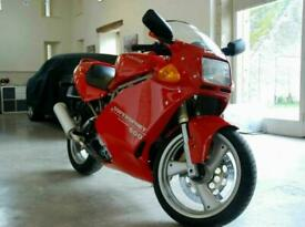 Ducati 600 Supersport, 1 Owner form new Just 4290 Miles from new