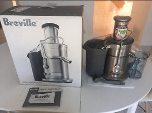 Breville Juicer - Juice Fountain