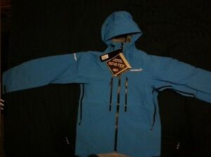 Norrona of Norway - Goretex shell jacket - Men's S - Blue