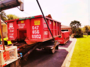 DISPOSAL BIN RENTAL, GARBAGE REMOVAL, JUNK REMOVAL!!