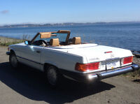 Summer Time Classic - REDUCED 1988 Mercedes 560 SL