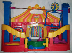 Fisher Price Little People Sounds Circus & Book London Ontario image 2