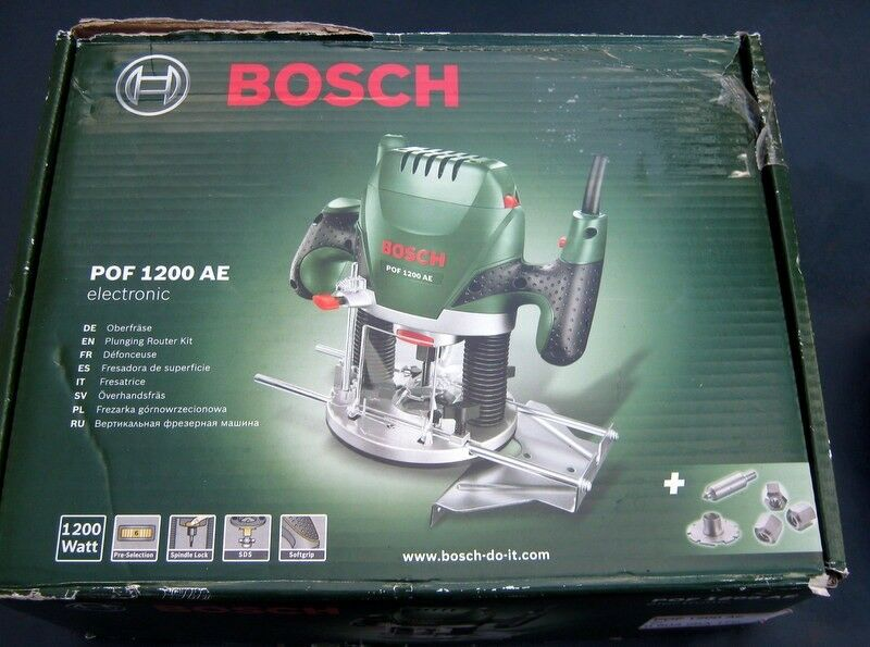 Bosch pof 1200 ae variable speed router in stevenage bosch pof 1200 ae variable speed router keyboard keysfo Gallery