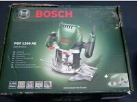 Bosch POF 1200 AE Variable Speed Router