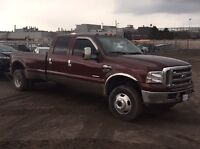 2006 F-350 King Ranch Dually tow Truck