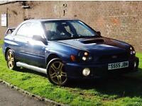 2002 Subaru Impreza 2.0 WRX 4dr