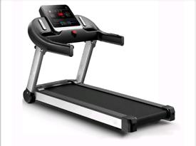 Electric Treadmill Heavy Duty 1.5 HP Cardio Training Fitness Machine