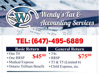 Wendy's Tax and Accounting Services