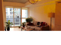 Stylish King West Loft- Furnished & Beautiful- available March