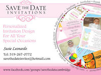 Invitation Design for Any Occasion