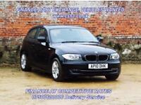 2010 10 BMW 1 SERIES 2.0 116I SE 3D 121 BHP