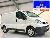 2012 RENAULT TRAFIC AUTO 2.0dCi SAT NAV 115 LOW MILEAGE AUTOMATIC VAN 1 OWNER